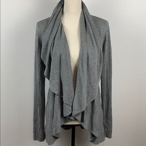 WHBM Open Cardigan Sweater Size M